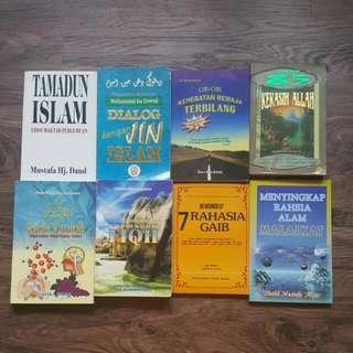 Buku Agama Religious Books Sale