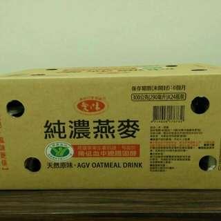 愛之味純濃燕麥290ml×48瓶,全省免運優惠中