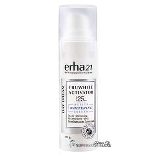 Erha Truwhite Activator Day Cream (krim siang whitening)