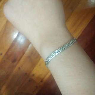 Stainless Bracelet With Free GOLD One