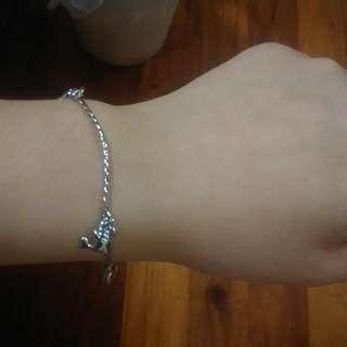 Dolphin Bracelet With Free Item(Gold Bracelet)