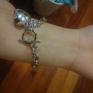 Stainless Charm(With One Big Heart Charm)