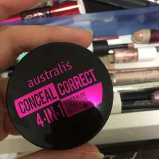 australia Conceal Colour Corrector