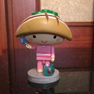 爭鮮壽司人偶