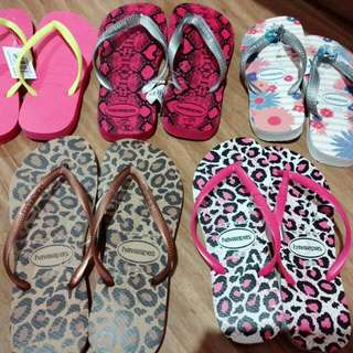 havaianas :) Sizes available: 35-36, 36-37, 37-38,38-39