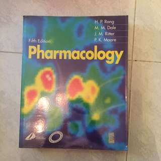 Rang And Dale Pharmacology