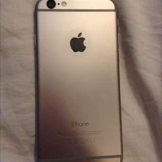 IPHONE 6 silver 16GB
