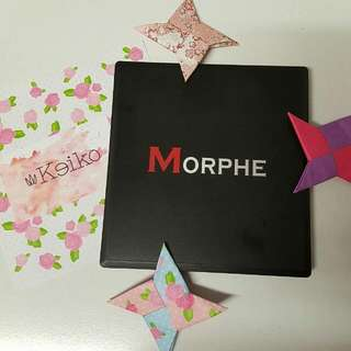 Morphe 9N THE Naturally Blushed Palette AUTHENTIC