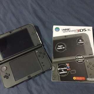 Selling New Nintendo 3dsXL Metallic Black