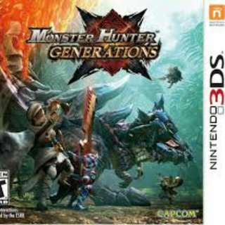 WTT 3ds MH Generation