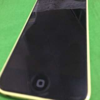 My Pre-loved Iphone 5c 32gb (yellow)
