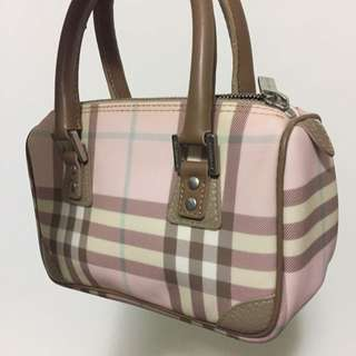 Burberry Mini Bag-pink