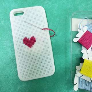 Iphone 5 Case In Stitches
