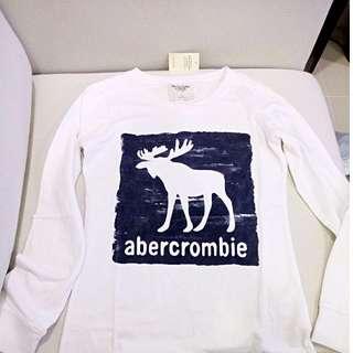 Abercombie long sleeve top(Ladies)