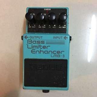 Bass Limiter Enhancer