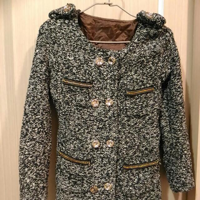 秋冬大衣外套