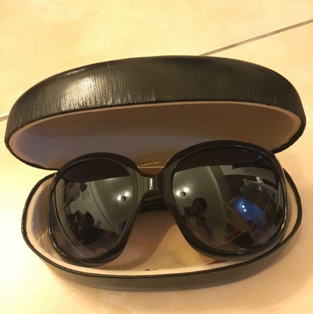 名媛風太陽眼鏡-請自取