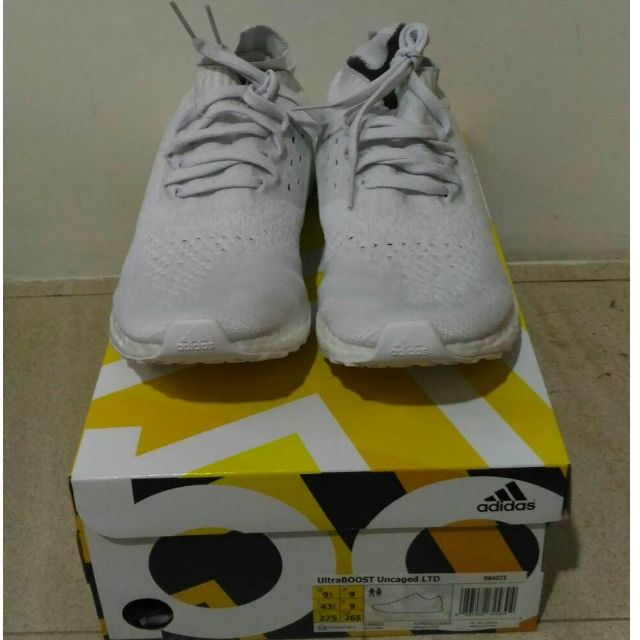 19810c36b Adidas Consortium X Parley Ultraboost Uncaged LTD