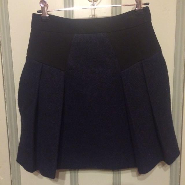 Alannah Hill Woolen Skirt