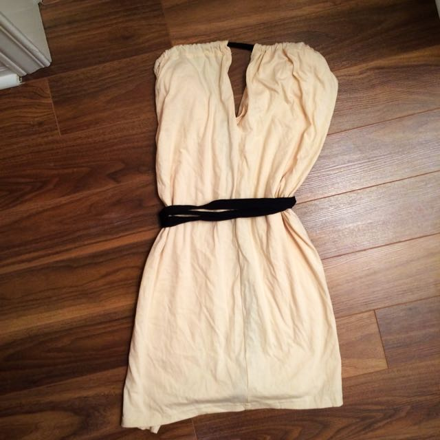 "American Apparel ""Le Bag"" Convertible dress, One Size"