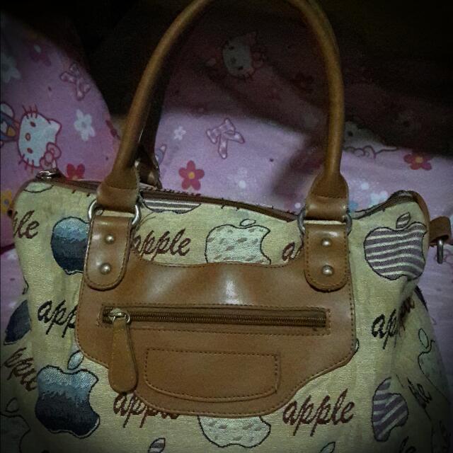 Apple Hand Bag