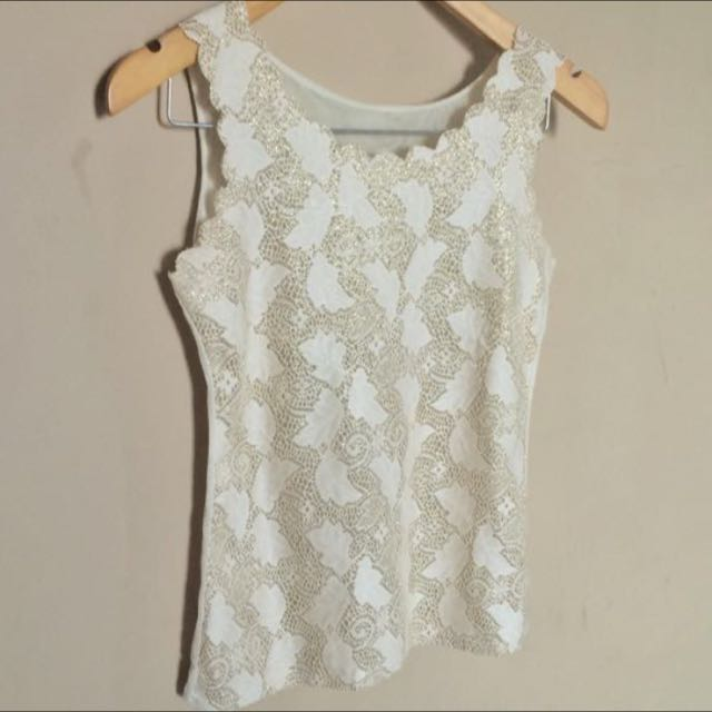 Atasan Sleeveless