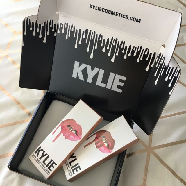 Authentic Kylie Lipkit