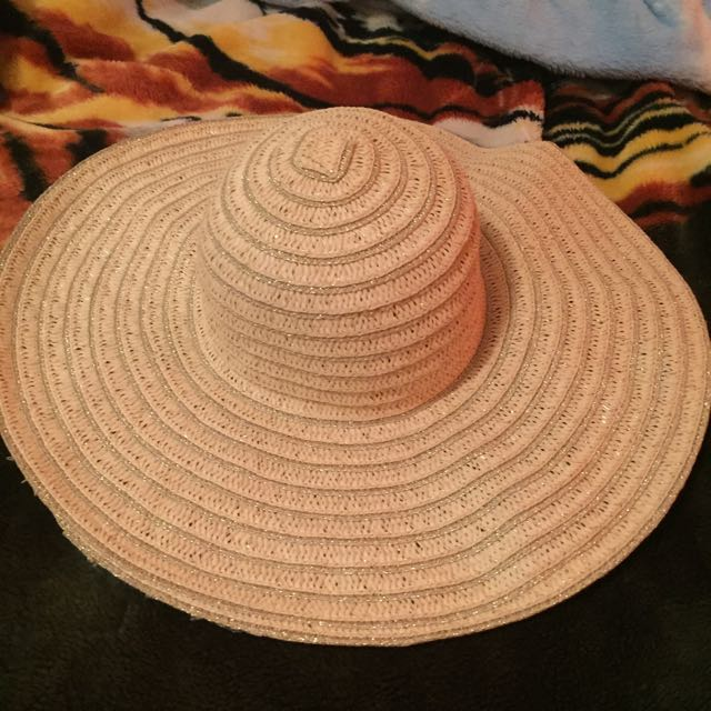 Beach Wide Brim Floppy Hat
