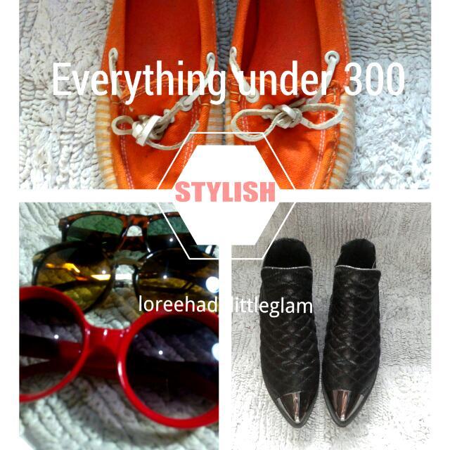 Brand New And Preloved Items