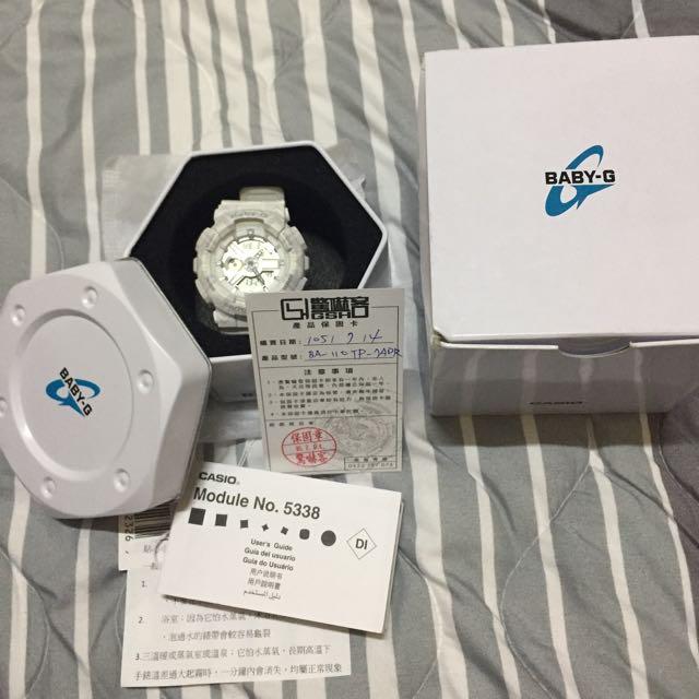 降⬇️Baby-G  Ba-110TP-7A波西米亞民俗風圖騰手錶