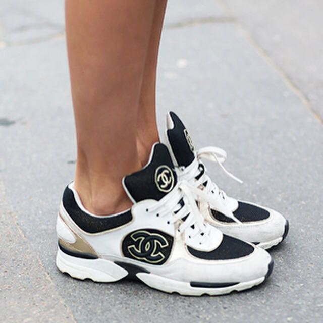 CHANEL TRAINER