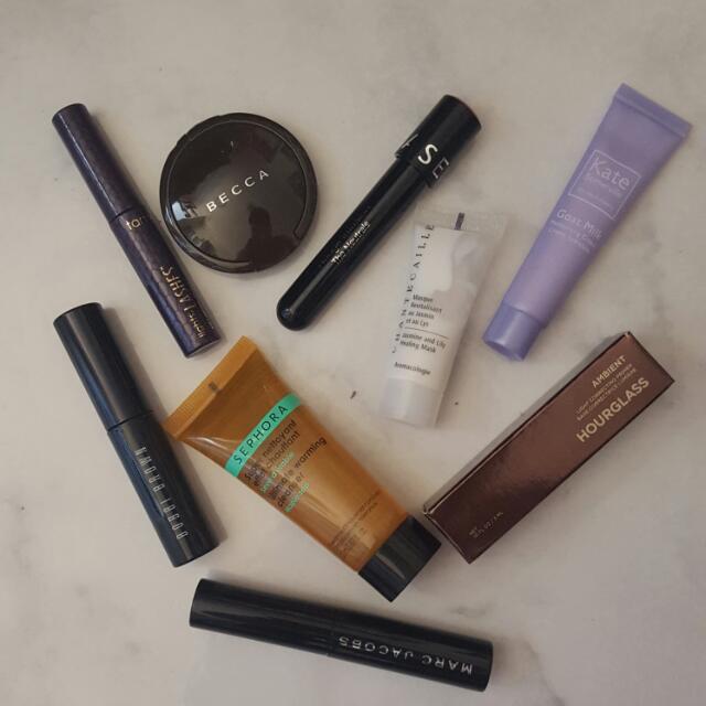 Deluxe Makeup Samples