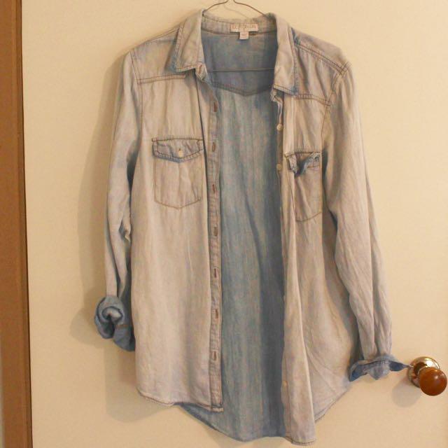 Denim CottonOn Shirt