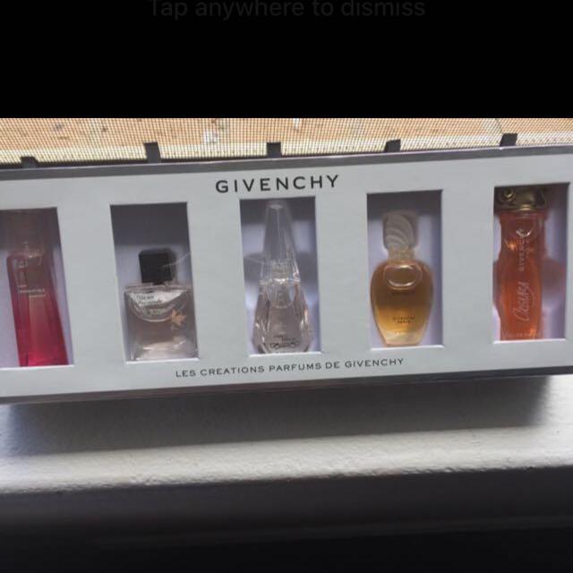 Givenchy Mini Travel Set