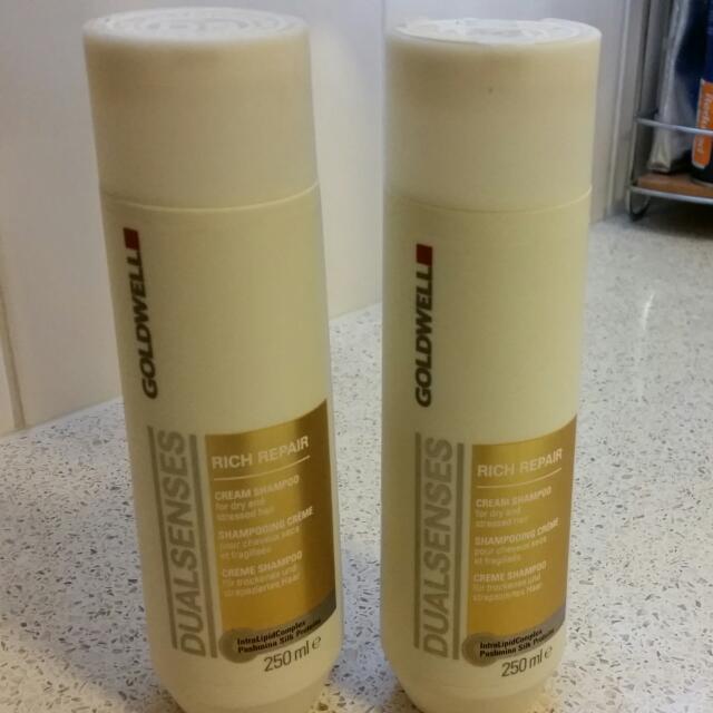 Goldwell Creme Shampoo