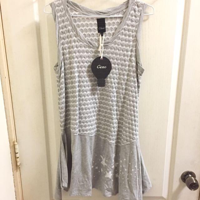 GOZO不規則傘狀洋裝