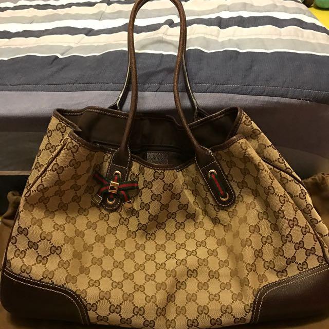 Gucci 大購物包