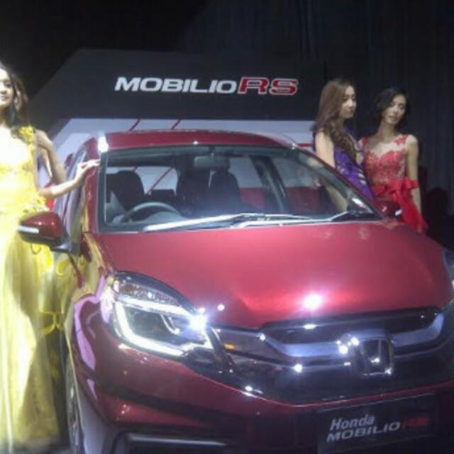 Honda Mobilio Rs Cvt 2016 Cars Cars For Sale On Carousell