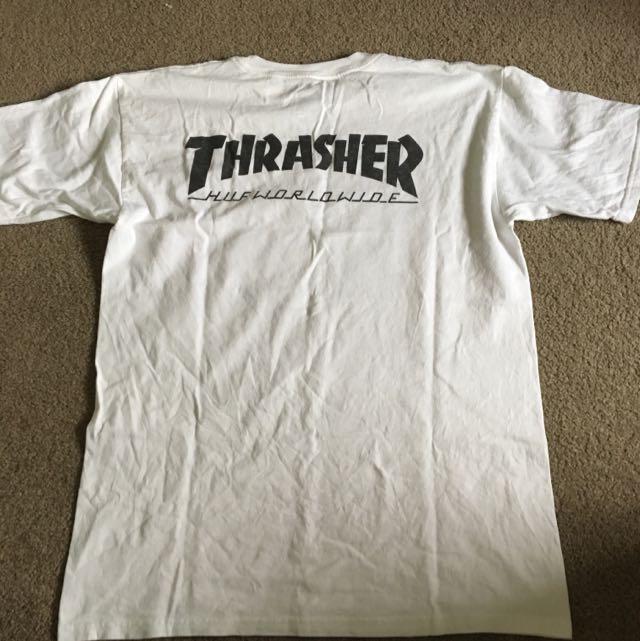Huf X Thrasher Tshirt