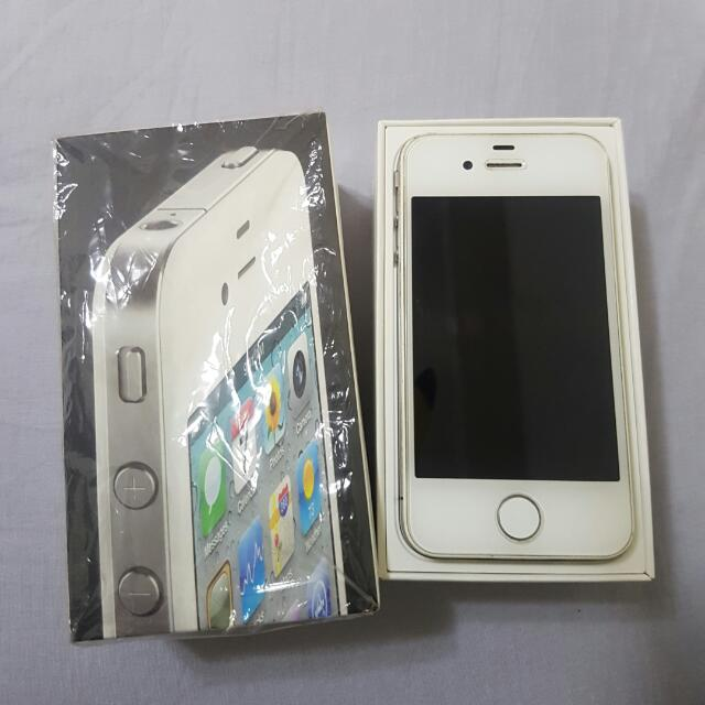 IPhone4 二手白色