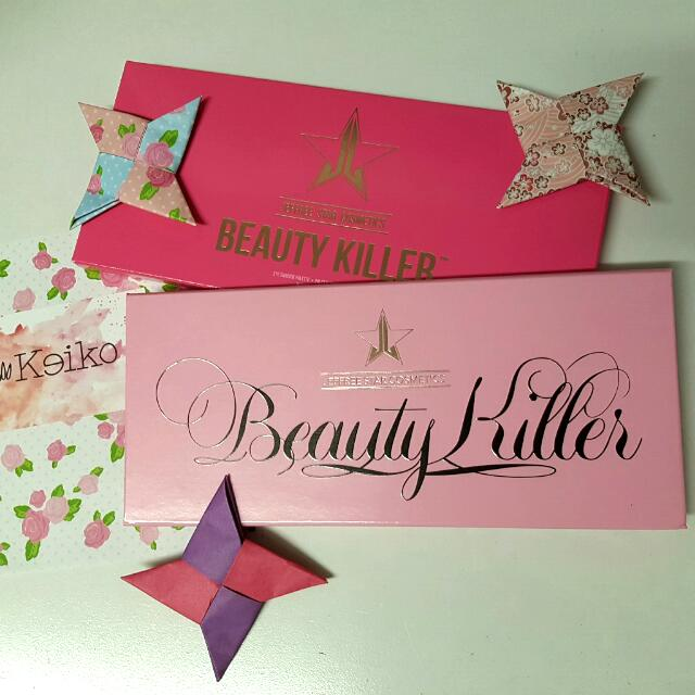Jeffree Star Beauty Killer Palette AUTHENTIC