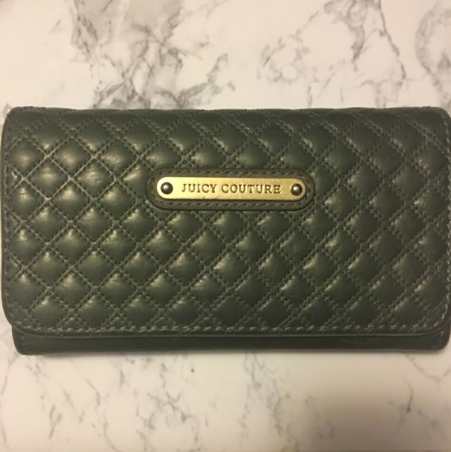 Juicy Couture Authentic Wallet
