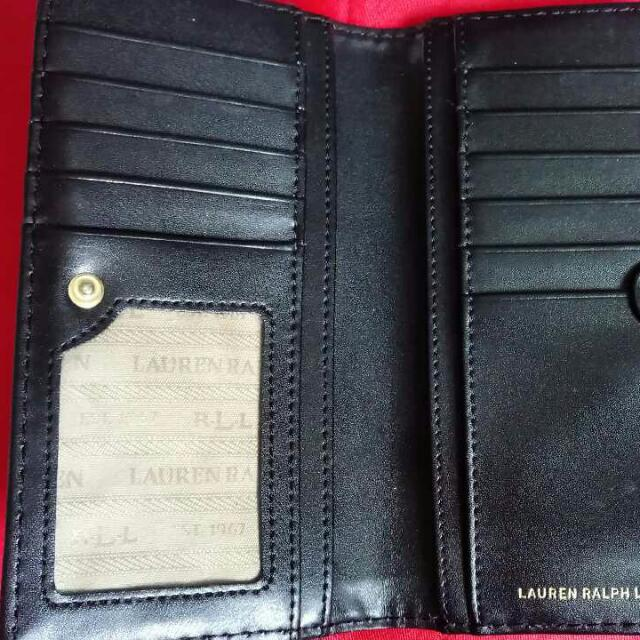 Leather Wallet Price Is Negotiable
