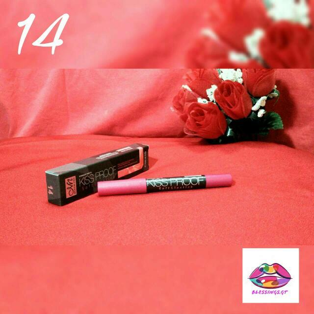 Lipstick Menow Kissproof