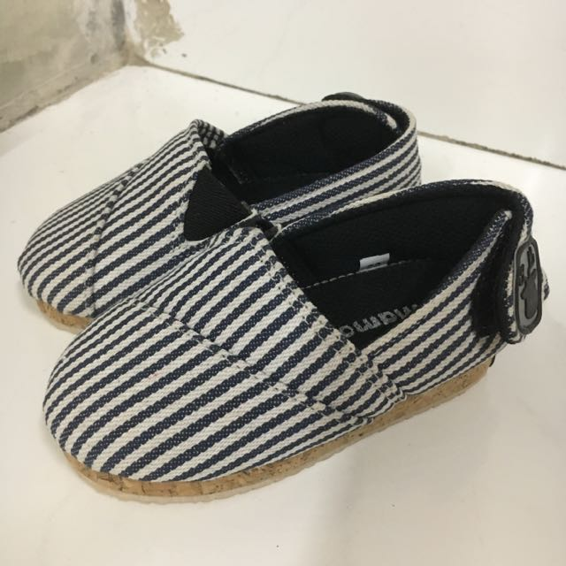 Mamol Stripe Shoes