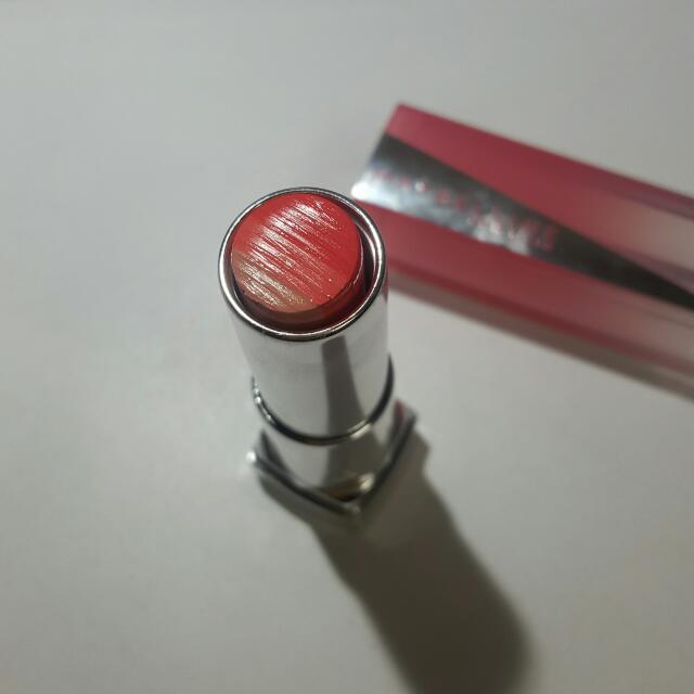 Maybelline CC三色唇膏 PK02