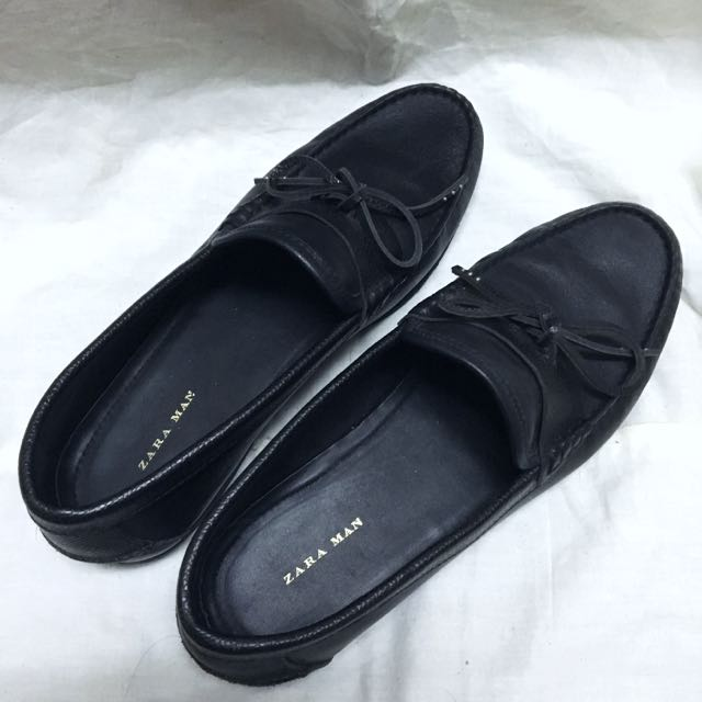 4005c56e3d5 Men s ZARA Leather Loafers Shoes