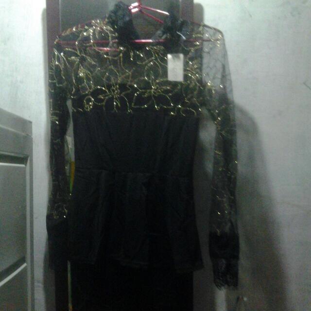 Mini Dress Tinggal 1 Warna