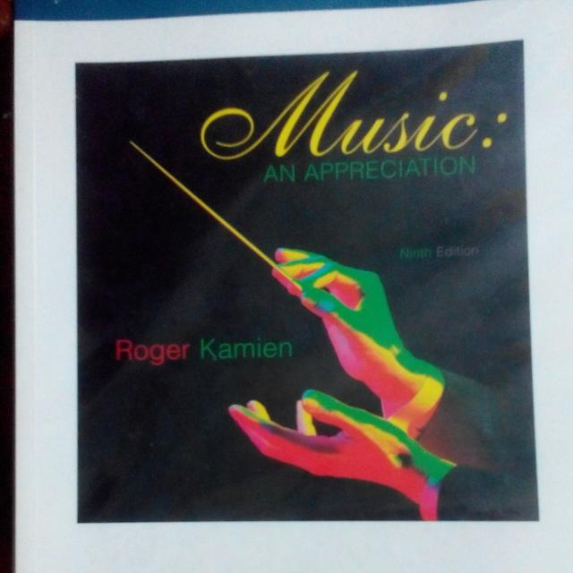 Music an appreciation roger kamien books stationery textbooks on photo photo photo fandeluxe Choice Image