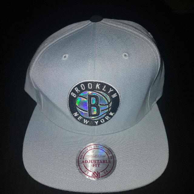 NBA Brooklyn Nets Mitchell & Ness Snapback